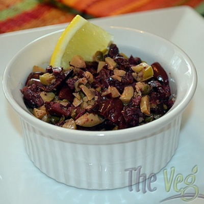Easy Olive Tapenade