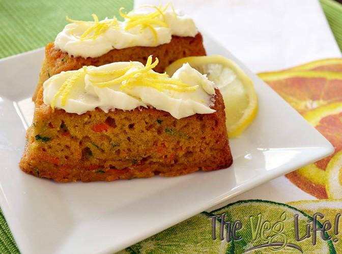 carrot zucchini cake copy