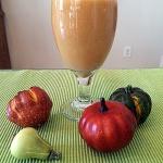 Pumpkin Spice Protein Smoothie