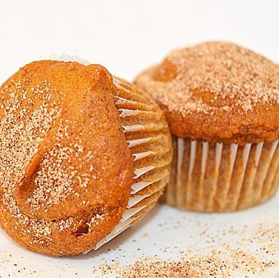 Pumpkin Spice Muffins {Vegan}