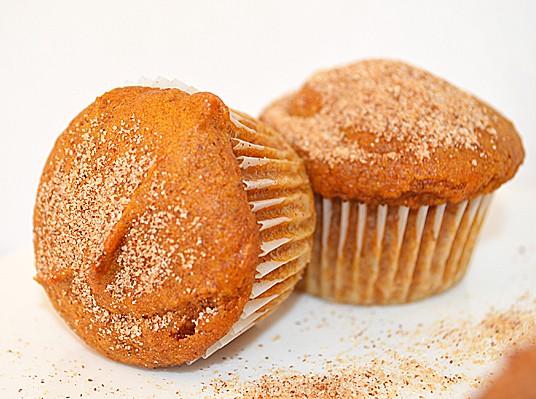 Pumpkin Spice Muffins {Vegan} - TheVegLife