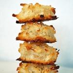 Coconut Macaroon Cookies {Vegan}