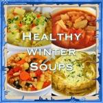 Healthy Winter Soups {Vegan}