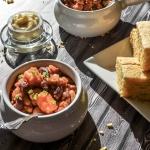 Three Bean Butternut Squash Chili {Vegan}