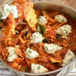 Vegetable Skillet Lasagna