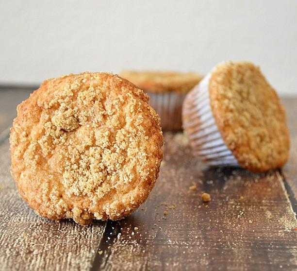 Crumb Coffee Cake Muffins Recipe