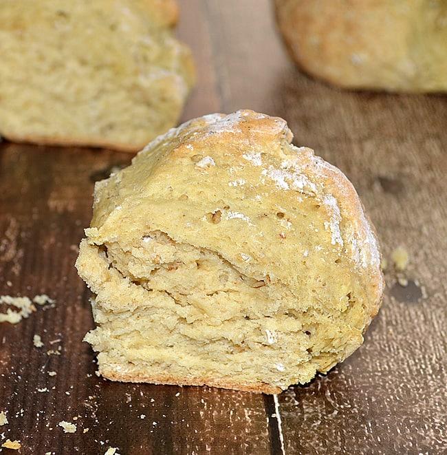Vegan Browned Butter Irish Soda Bread Recipe