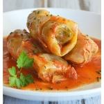 Stuffed Cabbage Rolls {Vegan}