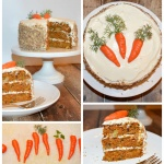 Steam Vegan Pineapple Cake