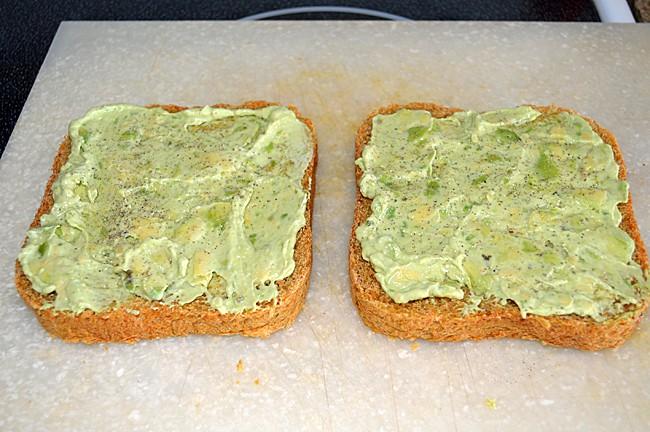 avocado layer