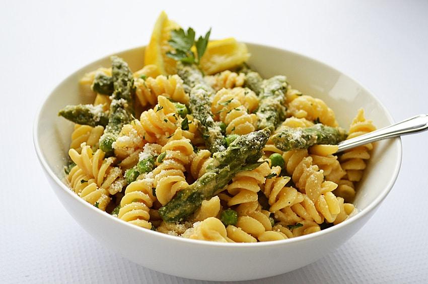 pasta close