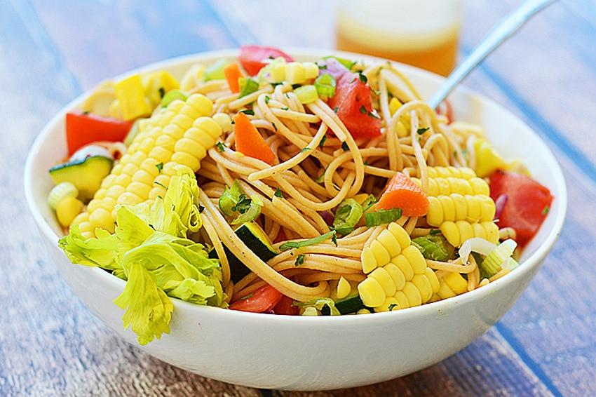 pasta salad close 2