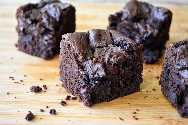 Black Bean Chocolate Chip Brownies Vegan Theveglife