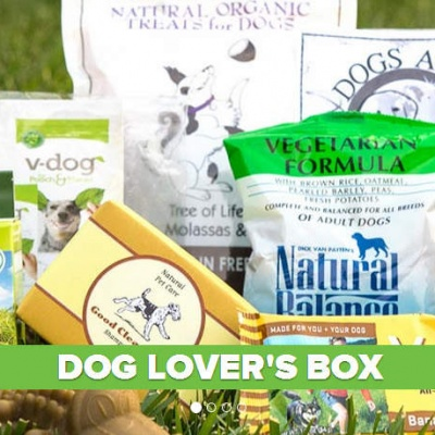 Vegan Cuts Box For Dogs!