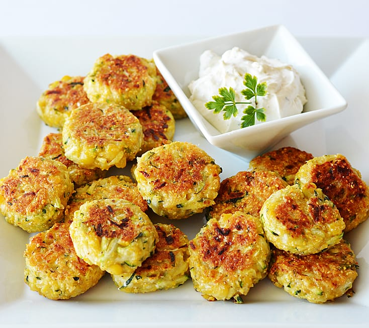 Vegetarian Mock Fish Cakes