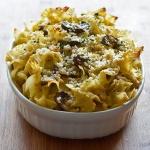 Chickpea Noodle Casserole {Vegan}