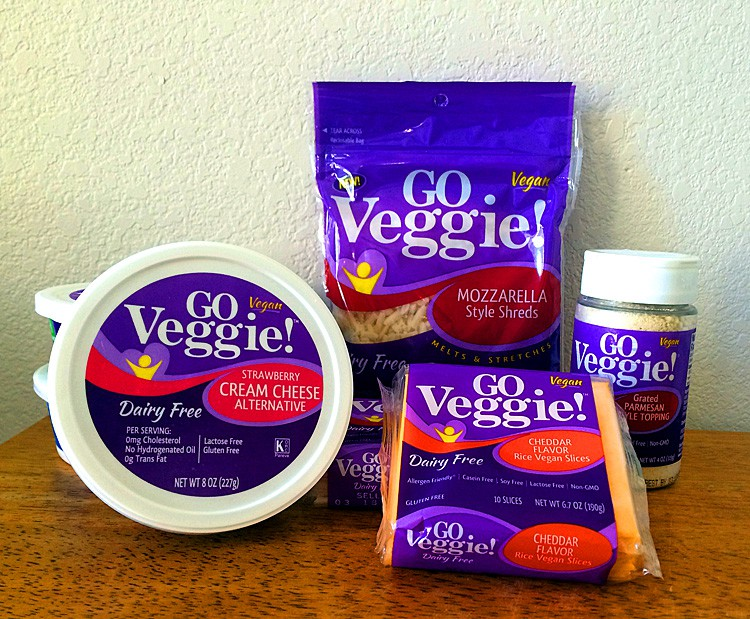 Go Veggie Dairy Free Review