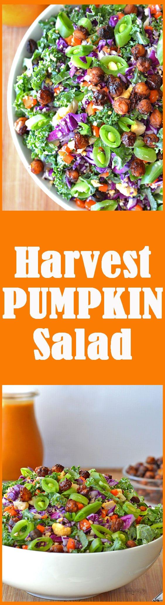 Harvest Pumpkin Salad