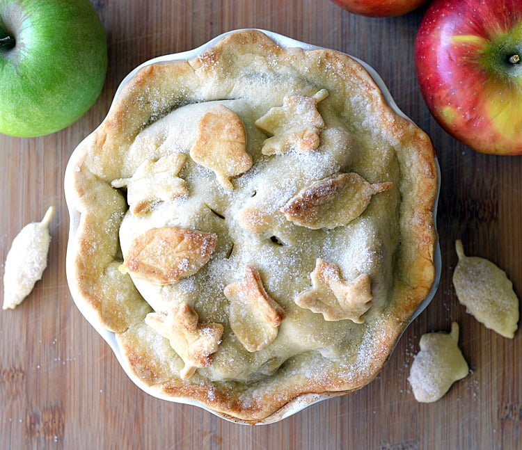 Easy As Apple Pot Pie