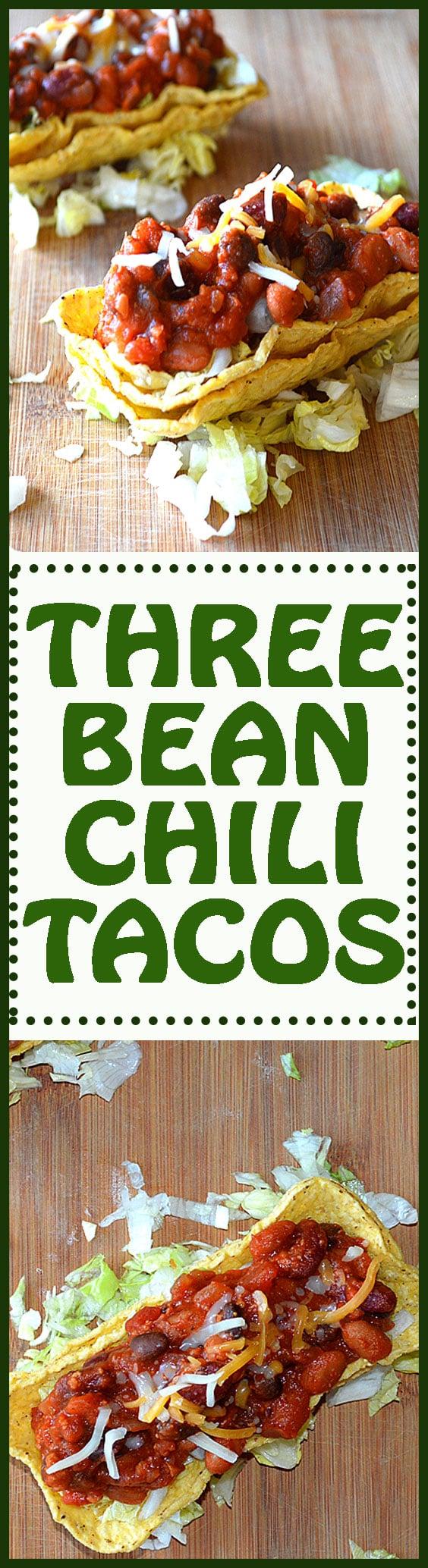 THREE-BEAN-CHILI-TACOS