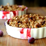 Easy Cranberry Apple Crisp