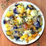 Cauliflower and Potato Casserole {Vegan}