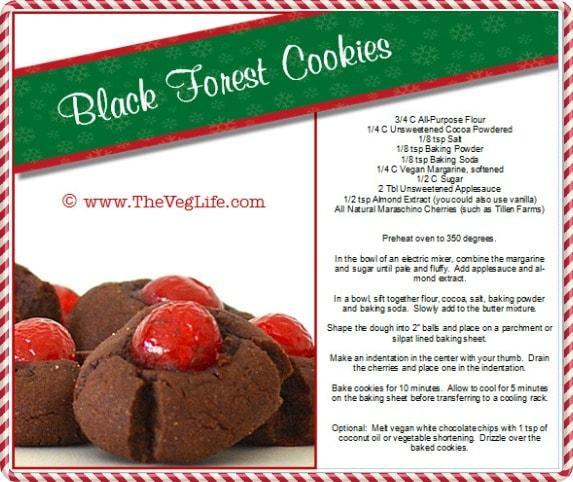 25 Days of Vegan Christmas Cookies eBook