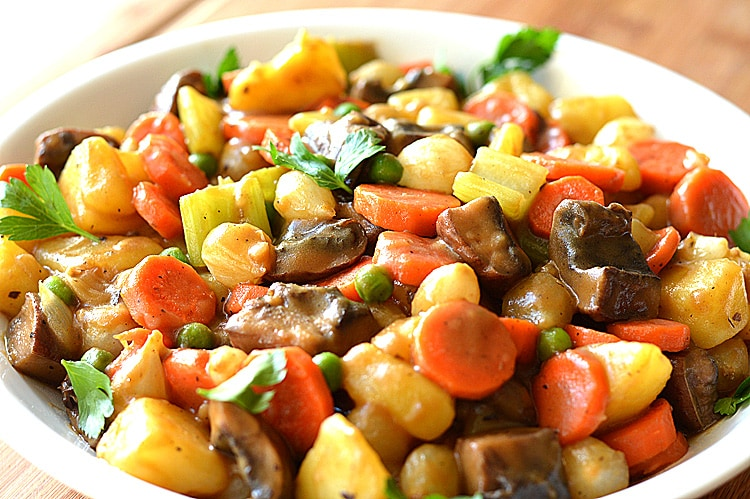 Hearty Vegetable Stew
