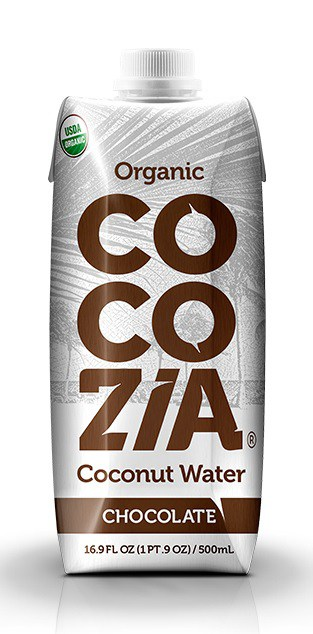 Cocozia Coconut Water with Chocolate