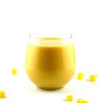 Pineapple Ginger Smoothie {Vegan}