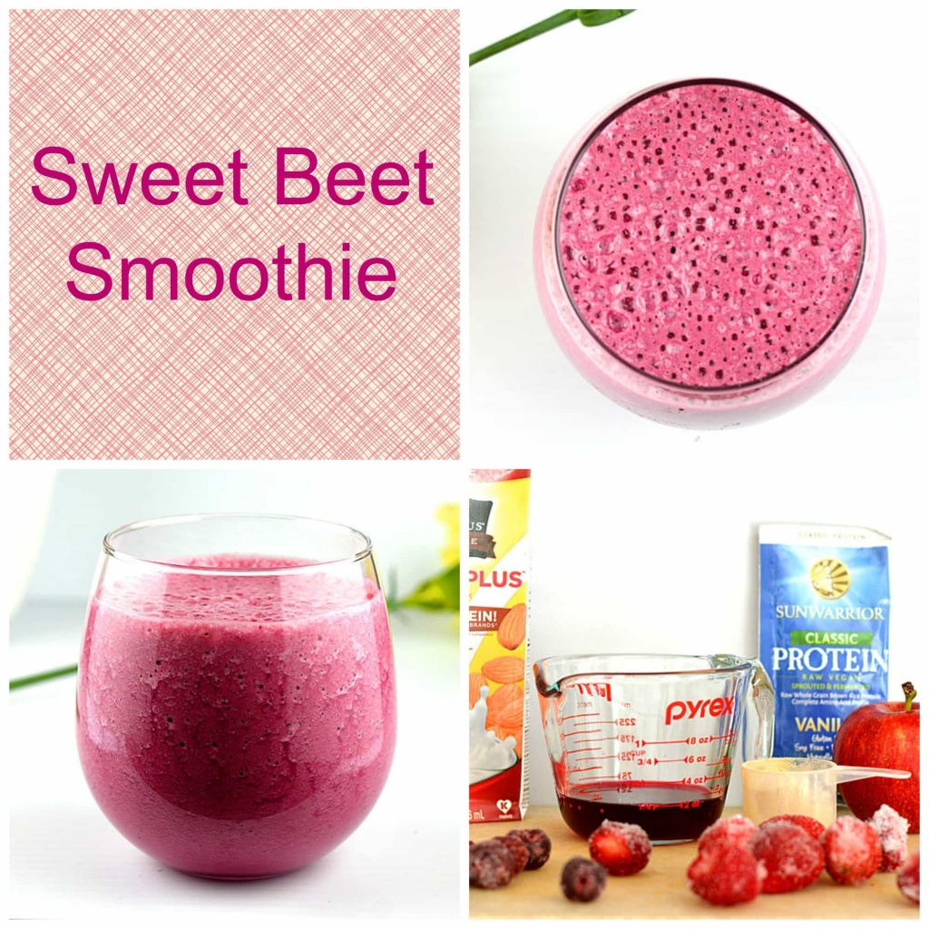 Sweet Beet Smoothie