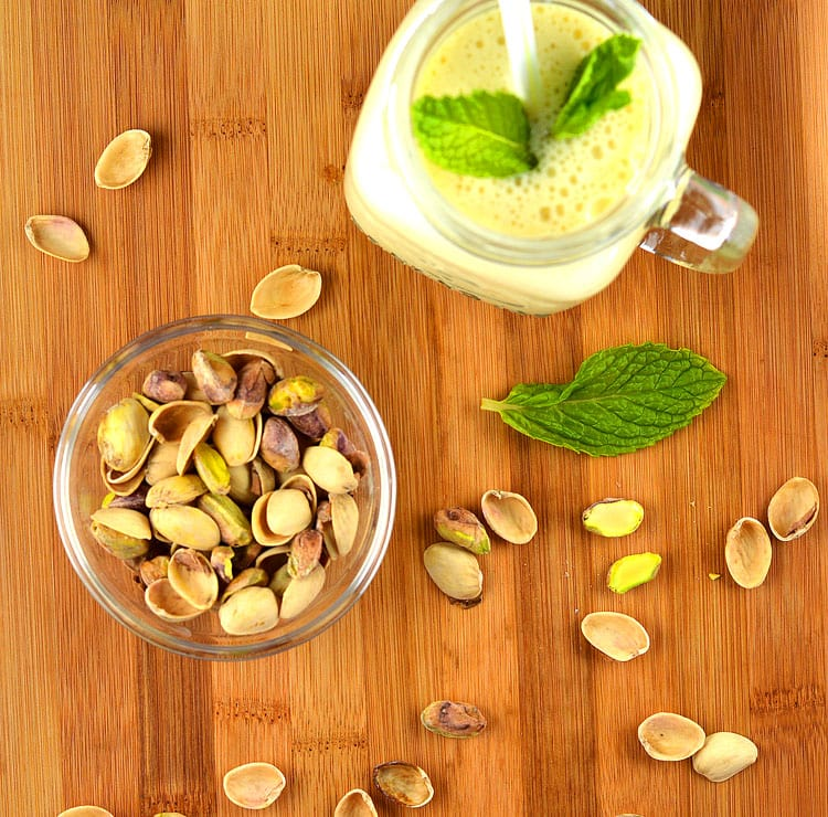 Fool Yourself Full with Pistachios!