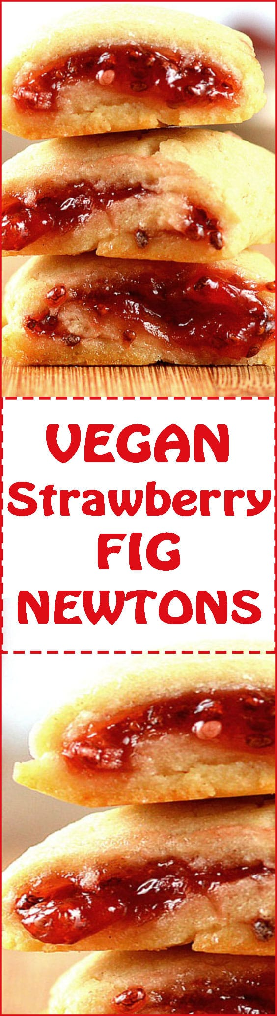 Strawberry Newtons