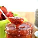 Strawberry Chia Jam
