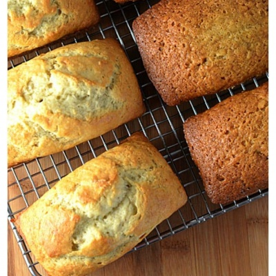 Easy Vegan Banana Bread Recipes