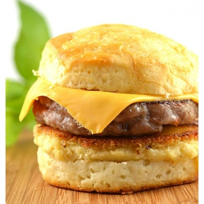 Vegan Breakfast Biscuit