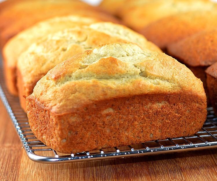 Easy Vegan Banana Bread Recipes