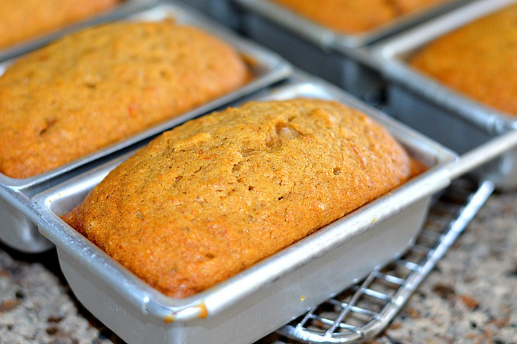 Brown Sugar Butternut Squash Bread
