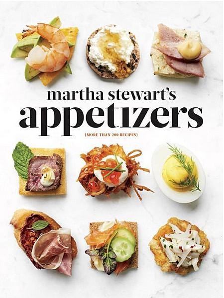 Martha Stewart's Appetizers Book