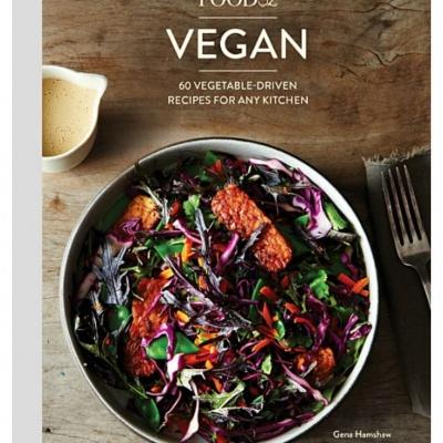 REVIEW:  FOOD52 VEGAN Book