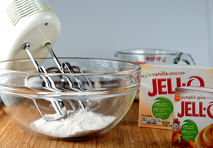 Jello Instant Pudding