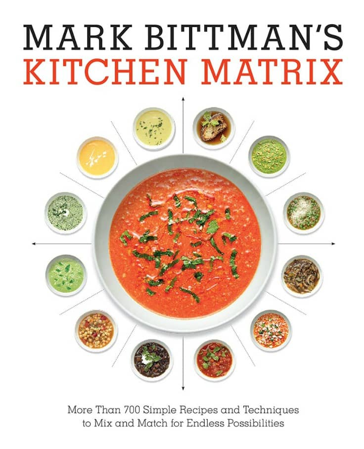 Mark Bittman's Kitchen Matrix Cookbook Review