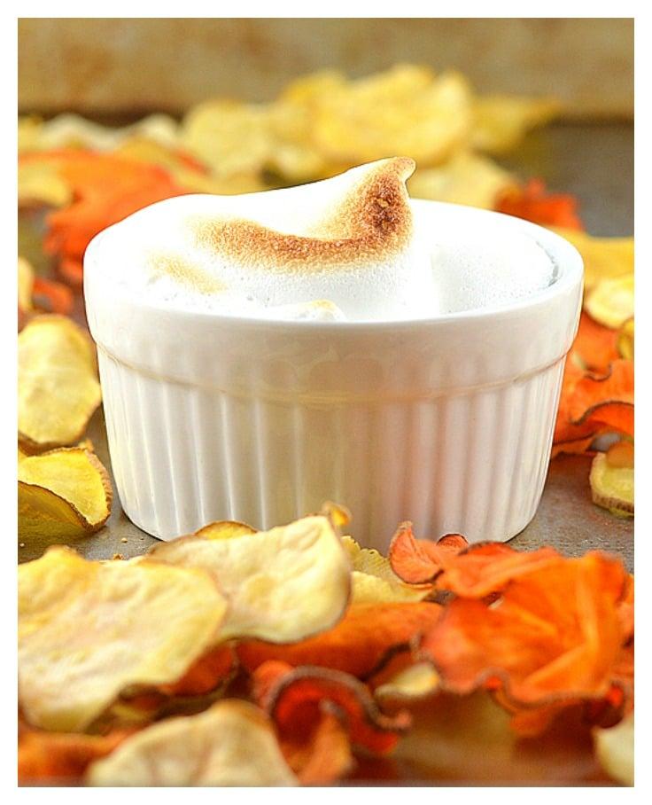 Vegan Marshmallow Fluff - TheVegLife