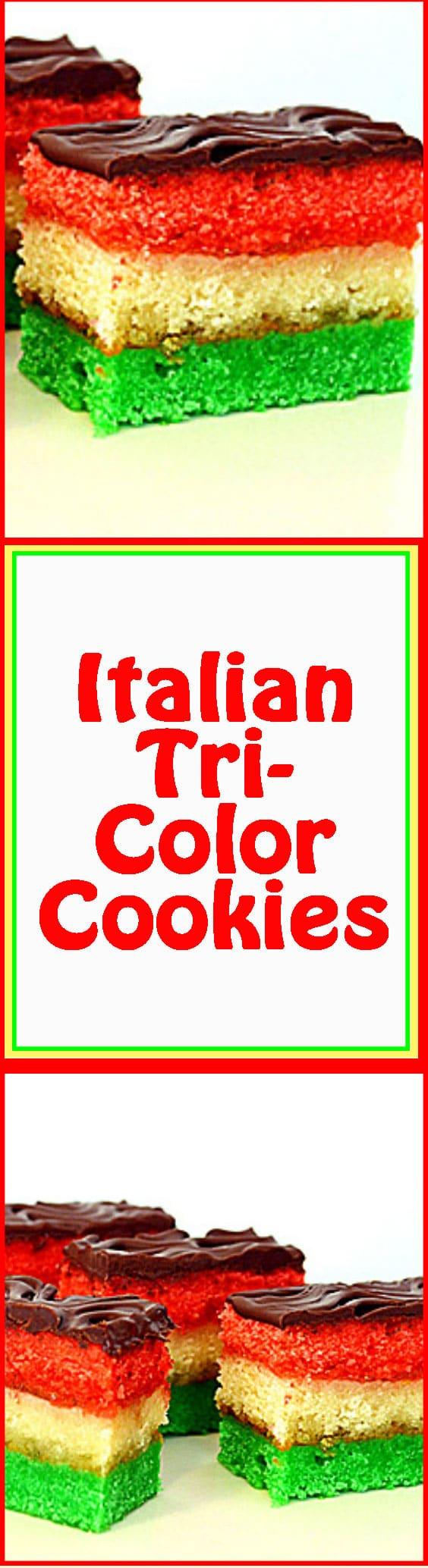 Italian Tri Colors
