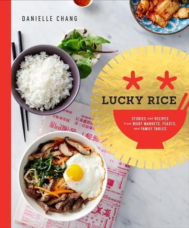 REVIEW: Lucky Rice Book