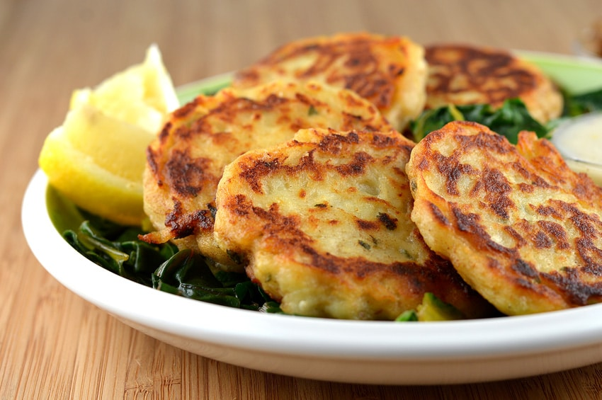 ... this dish, but I promise you will love these Irish potato pancakes