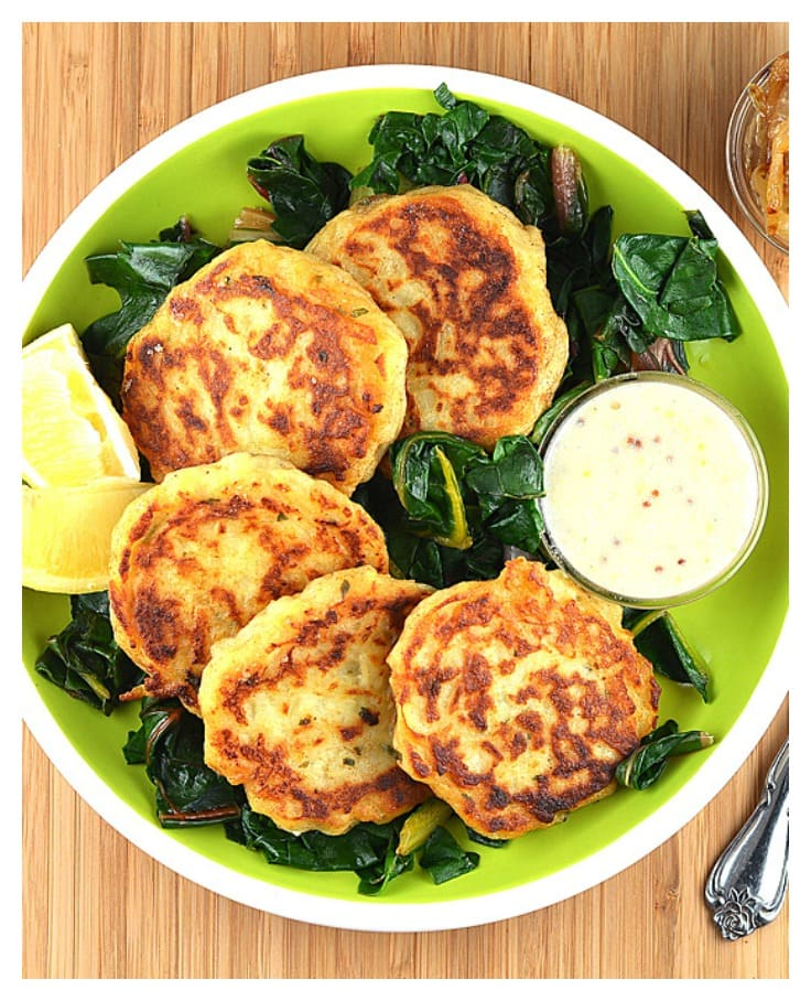 "Irish Potato Pancakes a/k/a ""Boxty"" - TheVegLife"