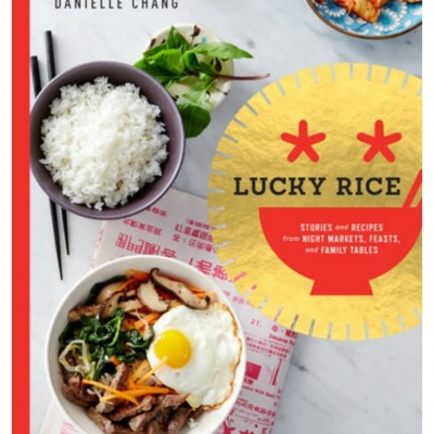 REVIEW:  Lucky Rice Book by Danielle Chang