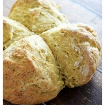 Vegan Browned Butter Irish Soda Bread Recipe