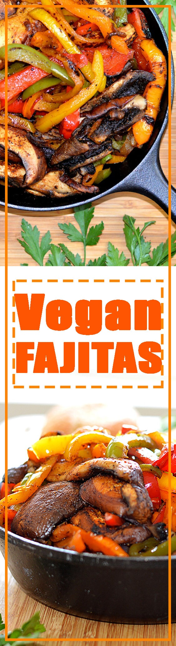 Vegan Fajitas